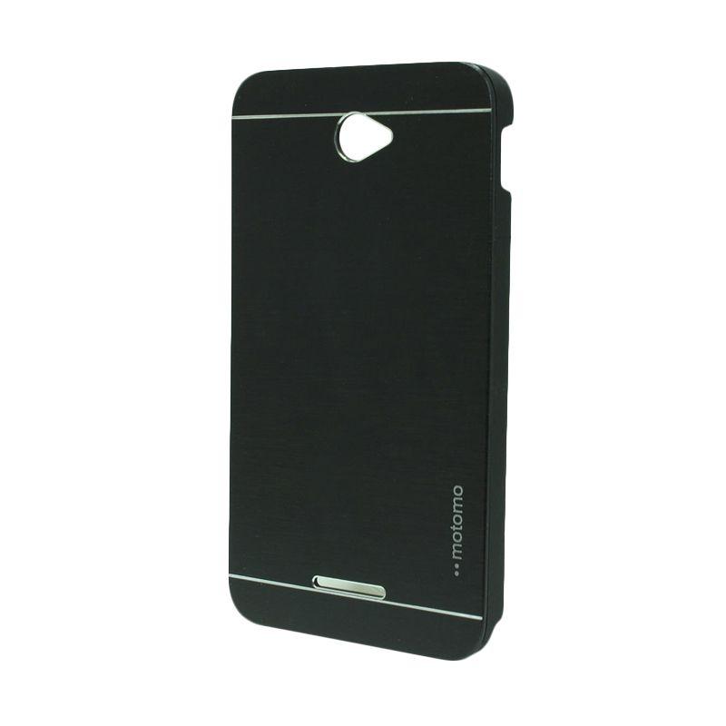 Motomo Metal Black Casing for Sony Xperia E4