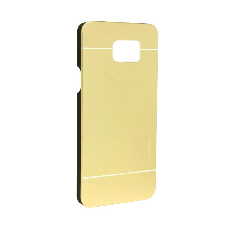 Motomo Metal Case Gold for Samsung Galaxy Note 5