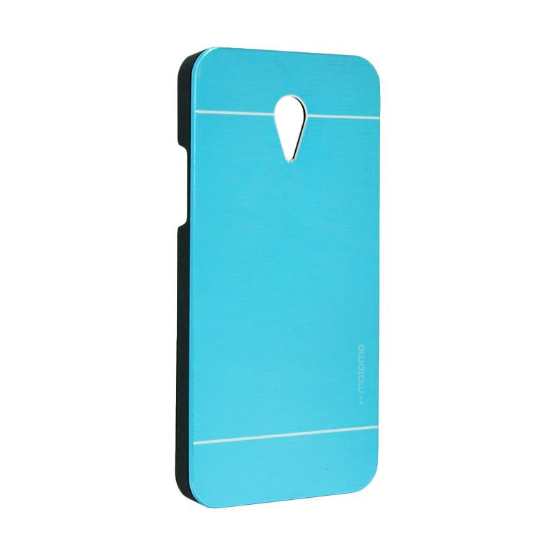 Motomo Metal Case Light Blue for Meizu M2 Note