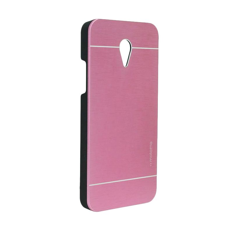 Motomo Metal Case Soft Pink for Meizu M2 Note