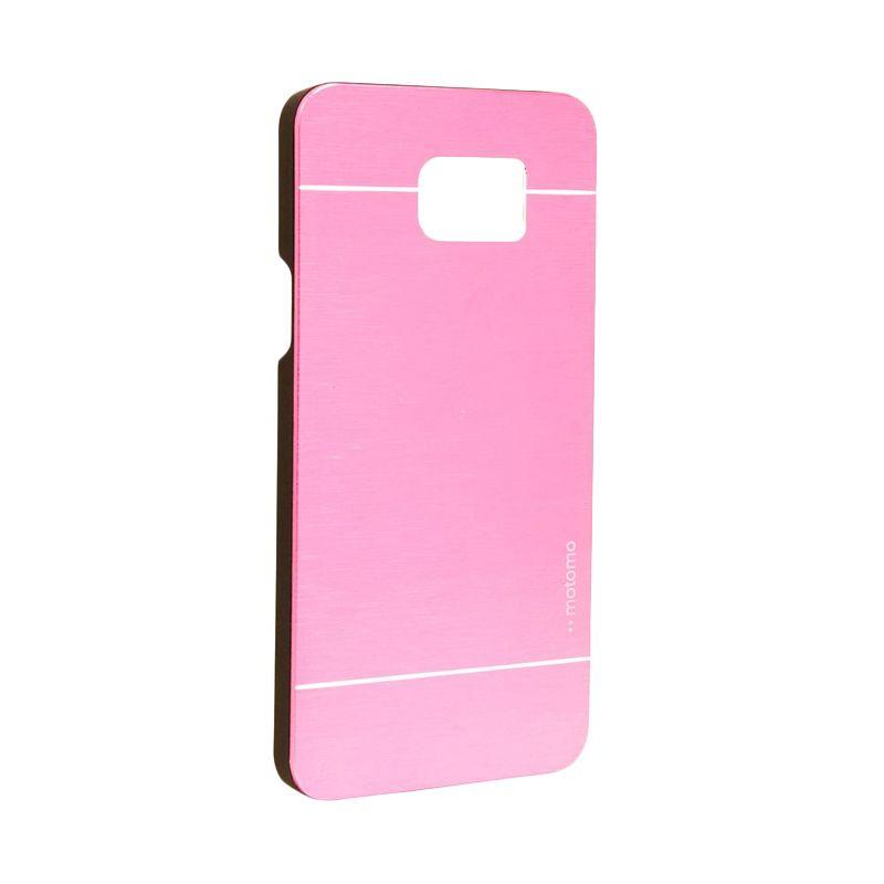 harga Motomo Metal Case Soft Pink for Samsung Galaxy Note 5 Blibli.com