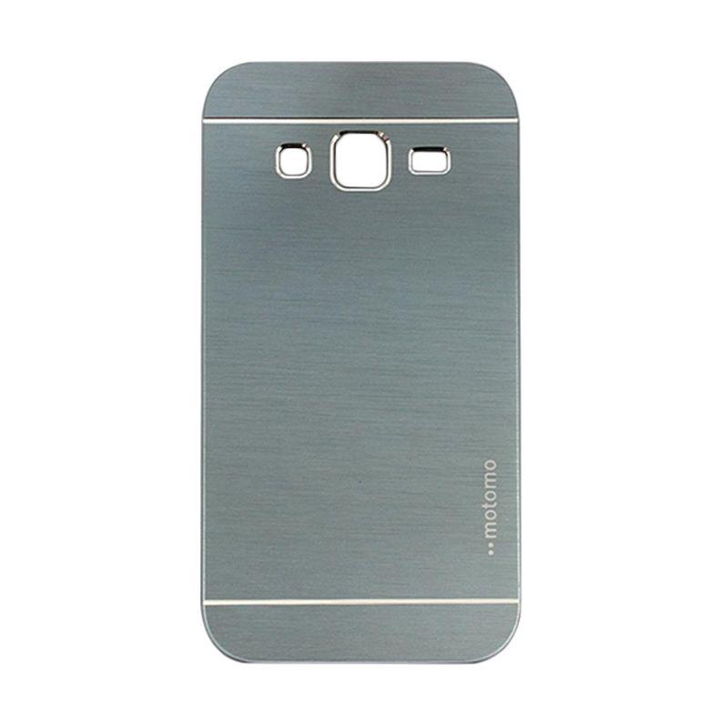 Motomo Metal Dark Blue Casing for Samsung Galaxy Core Prime