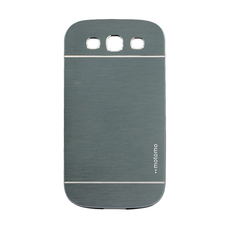 Motomo Metal Dark Blue Casing for Samsung Galaxy S3