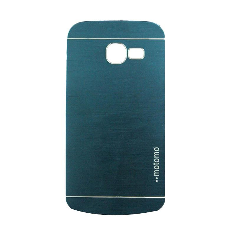Motomo Metal Dark Blue Casing for Samsung  Galaxy Star Pro