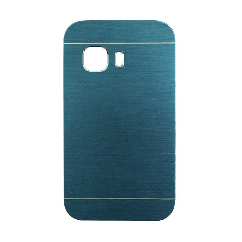 Motomo Metal Dark Blue Casing for Samsung Galaxy Young 2