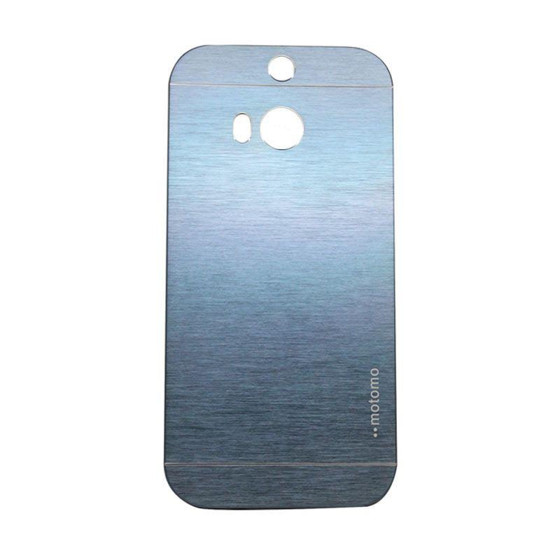 Motomo Metal Dark Blue Casing for HTC One E8