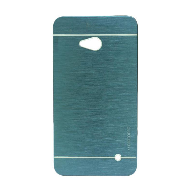 Motomo Metal Dark Blue Casing for Lumia 640