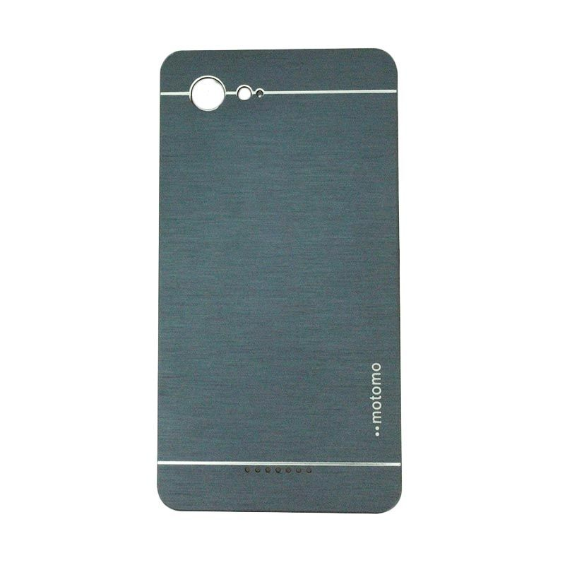 Motomo Metal Dark Blue Casing for Sony Xperia E3