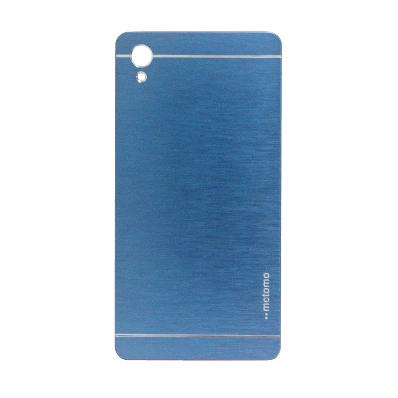 Motomo Metal Dark Blue Casing for Sony Xperia Z2