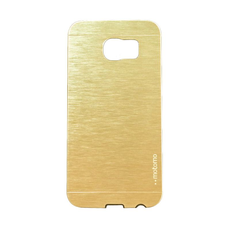 Motomo Metal Gold Casing for Samsung Galaxy S6 G920