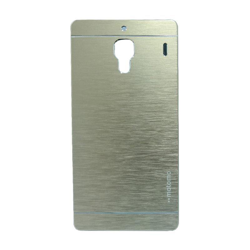 Motomo Metal Gold Casing for Xiaomi Redmi 1S