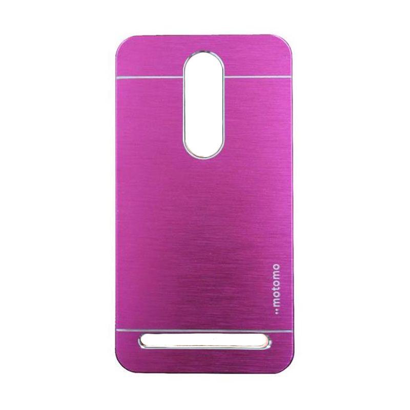 Motomo Metal Hot Pink Casing for Asus Zenfone 2 ZE551ML