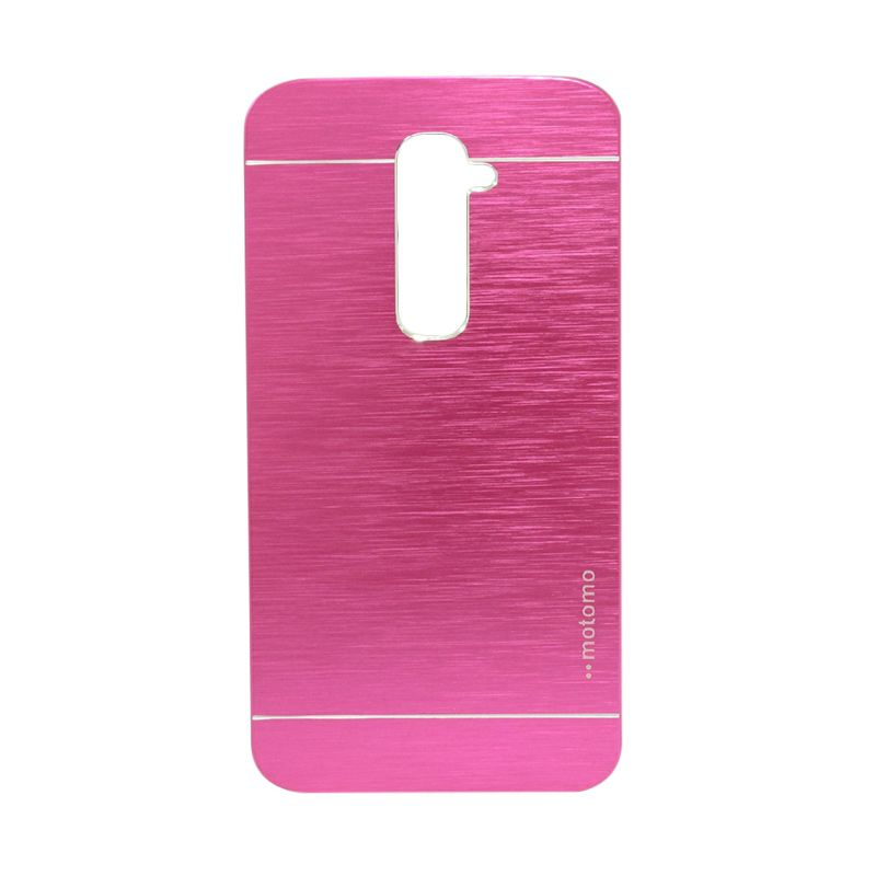 Motomo Metal Hot Pink Casing for LG G2