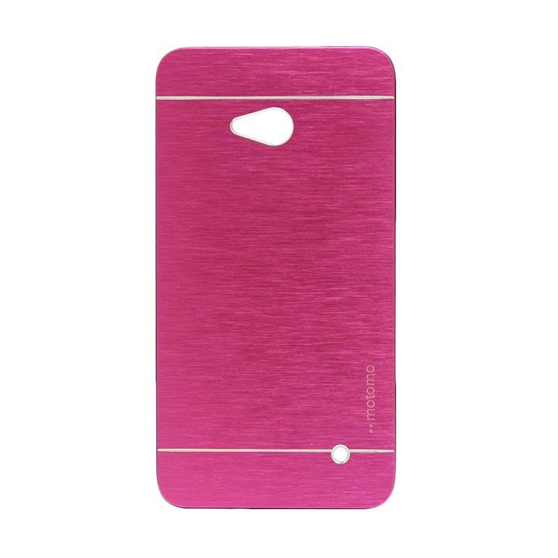 Motomo Metal Hot Pink Casing for Lumia 640