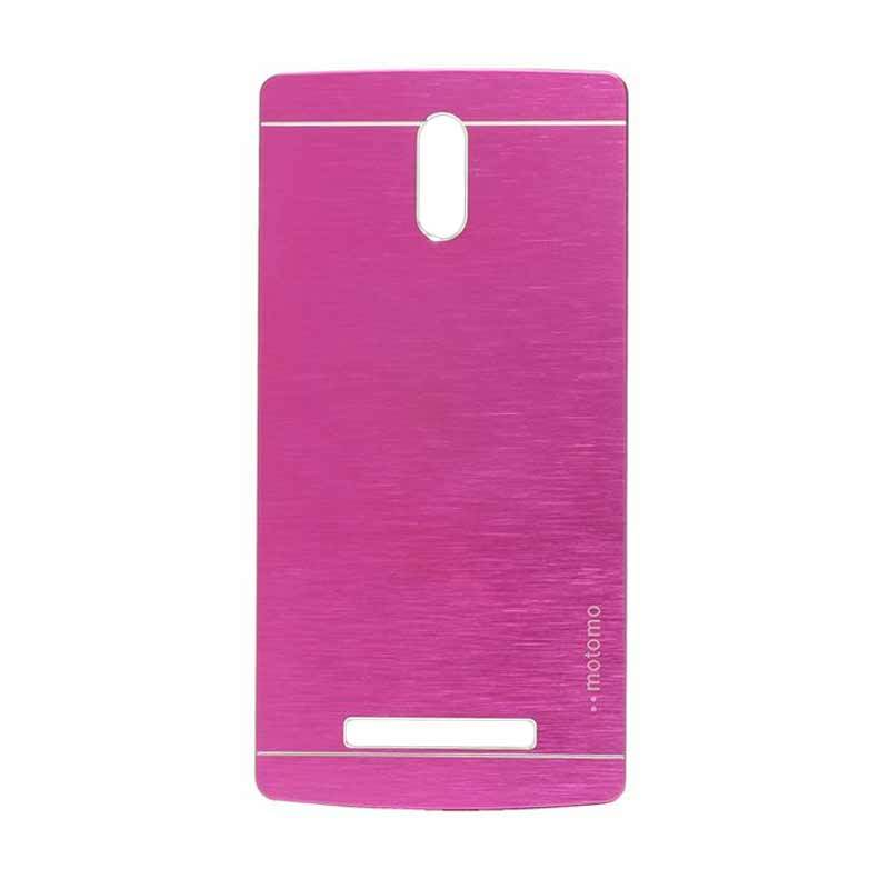 Motomo Metal Hot Pink Casing for Oppo Find 7