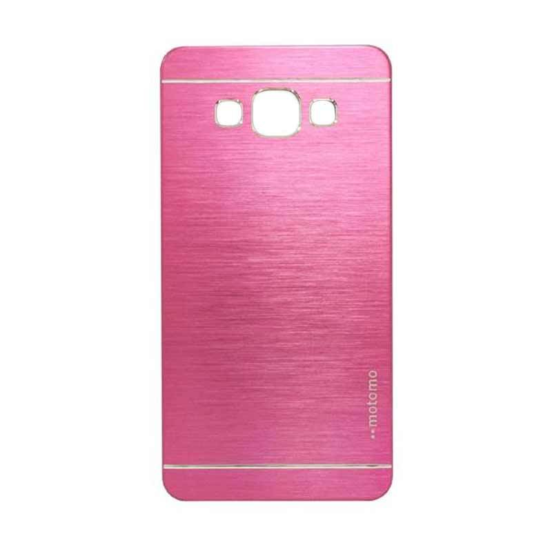 Motomo Metal Hot Pink Casing for Samsung Galaxy A5 A500
