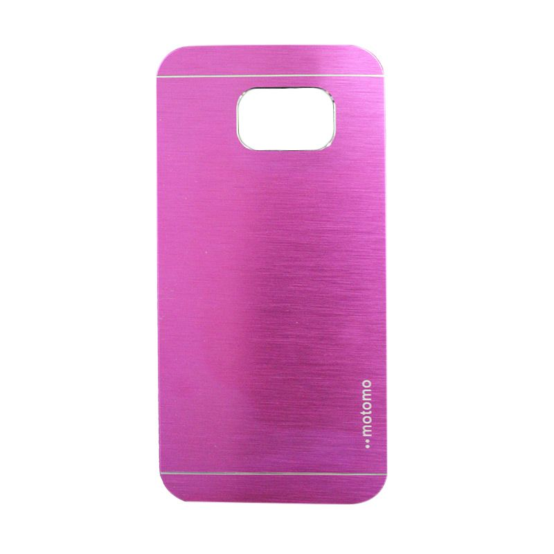 Motomo Metal Hot Pink Casing for Samsung Galaxy S6 G920
