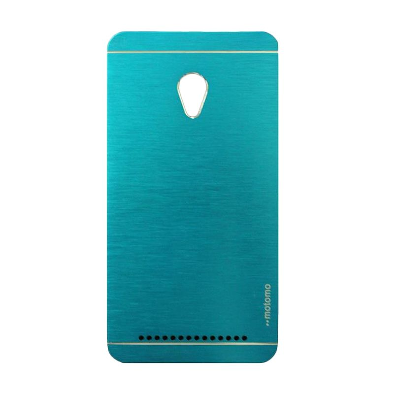 Motomo Metal Light Blue Casing for Asus Zenfone 6