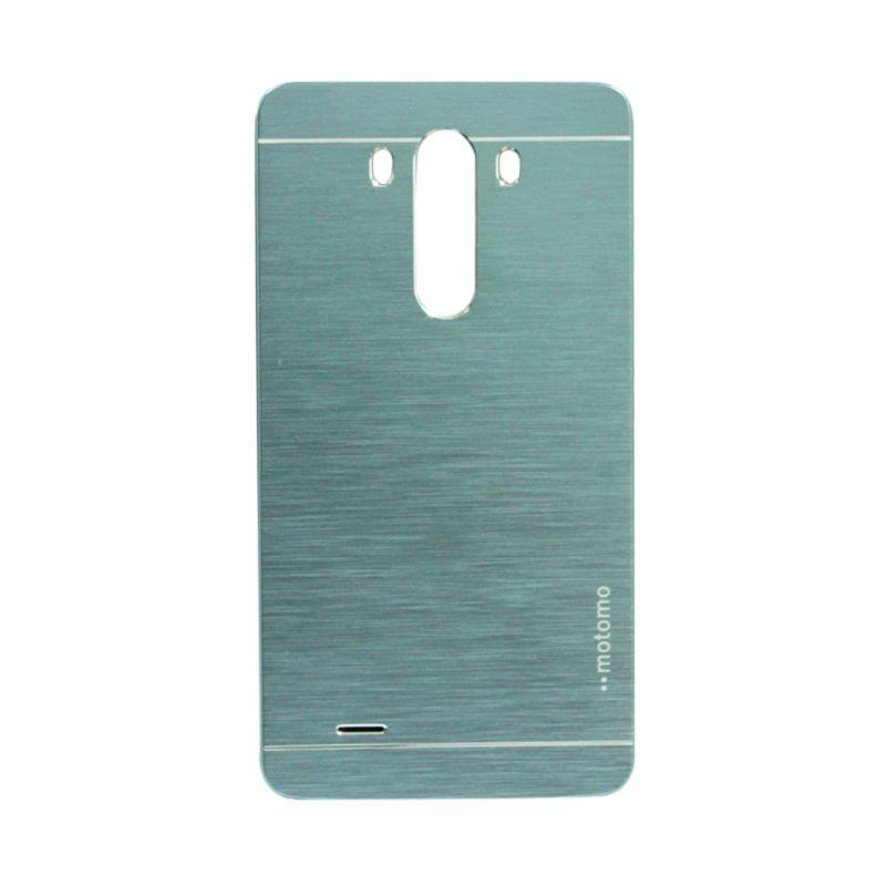 Motomo Metal Light Blue Casing for LG G3