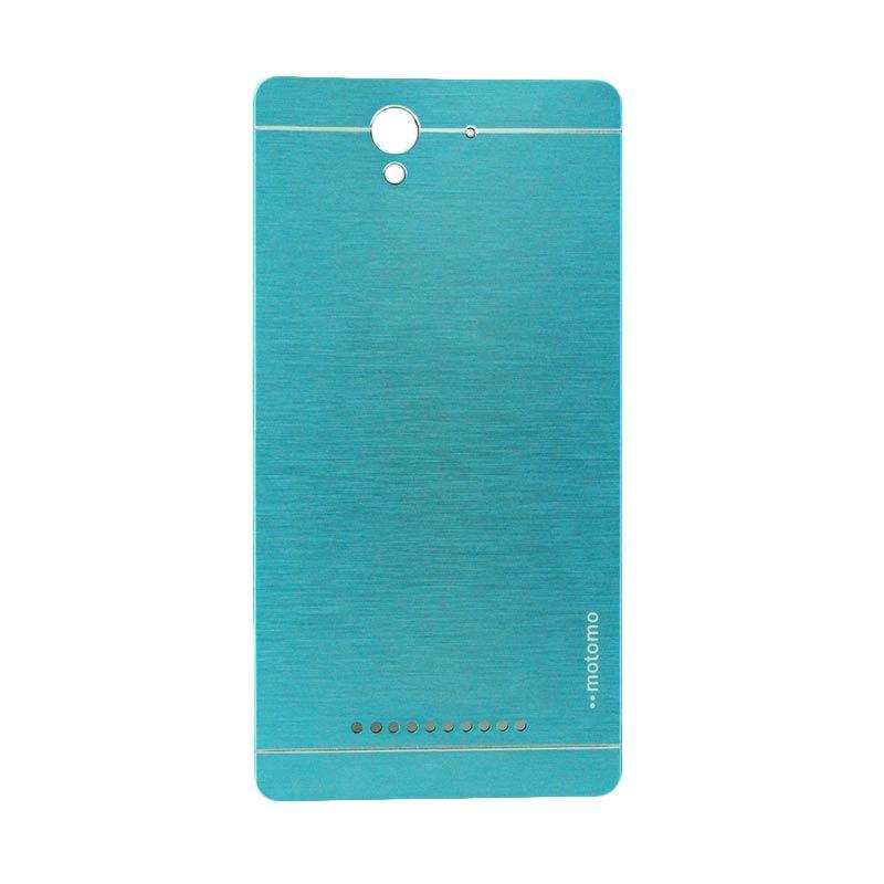 Motomo Metal Light Blue Casing for Sony Xperia C3