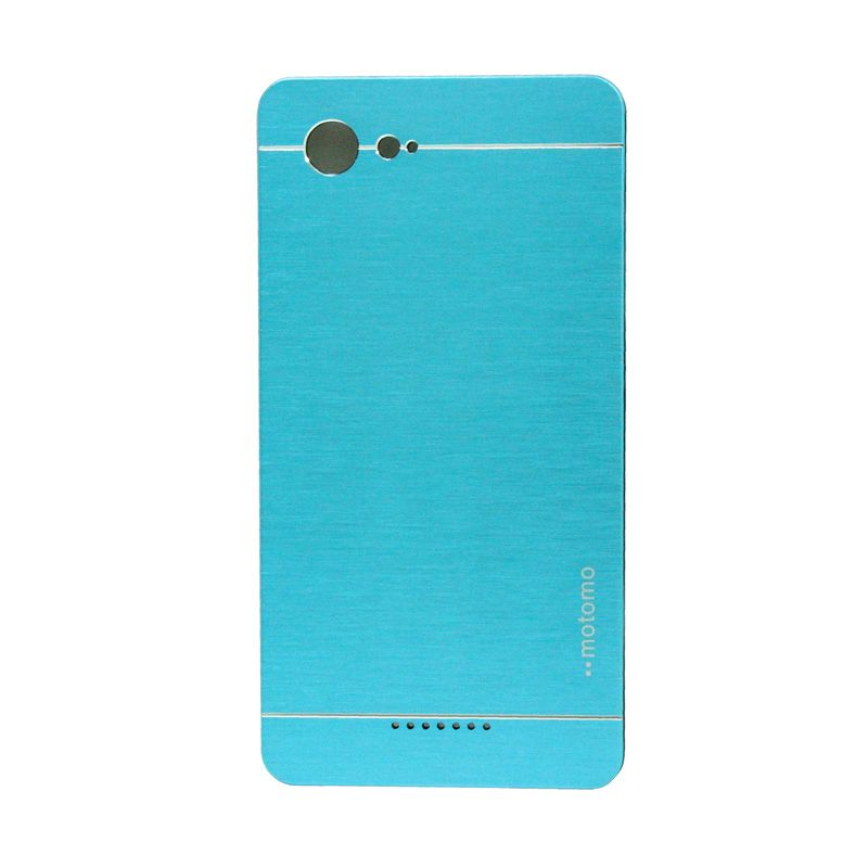 Motomo Metal Light Blue Casing for Sony Xperia E3
