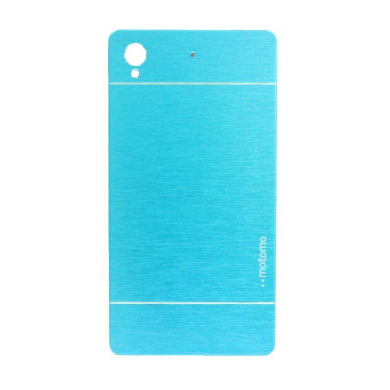 Motomo Metal Light Blue Casing for Sony Xperia Z1