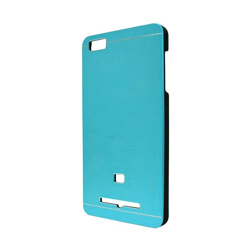 Motomo Metal Light Blue Casing for Xiaomi Mi4i