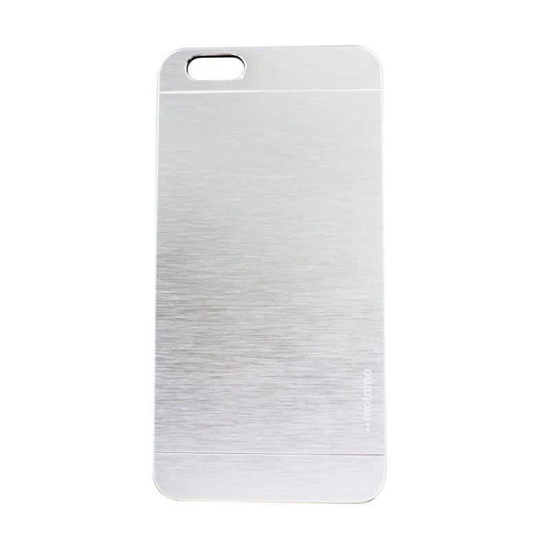 Motomo Metal Silver Casing for iPhone 6 Plus