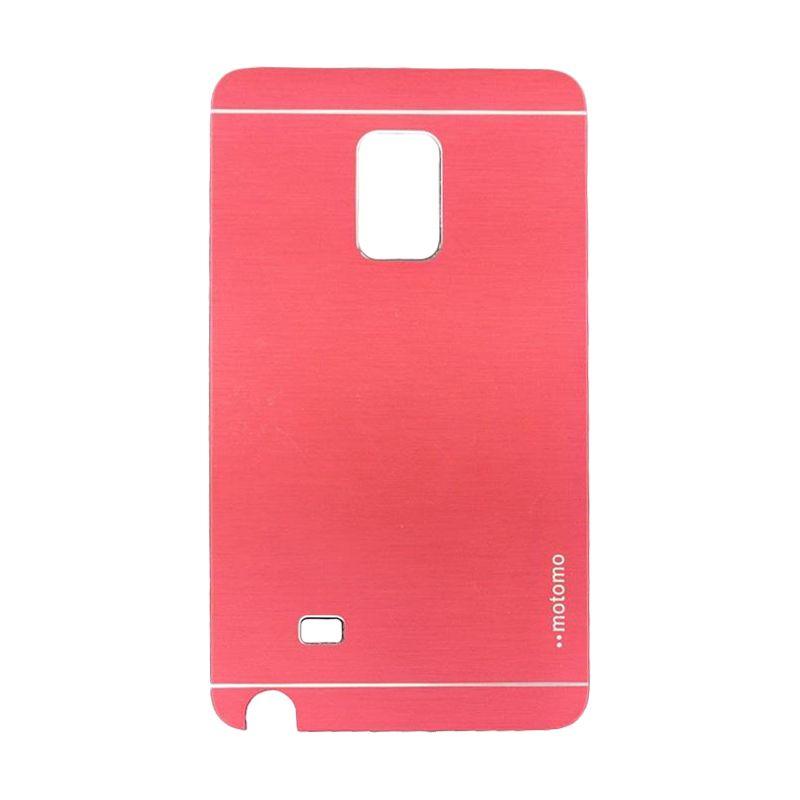 Motomo Metal Red Casing for Samsung Galaxy Note Edge