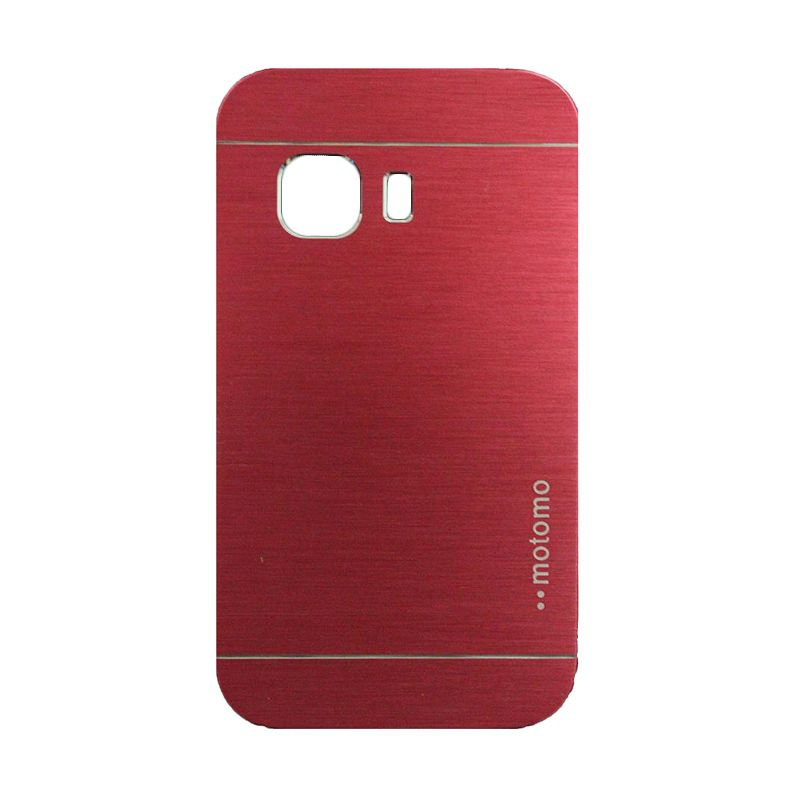 Motomo Metal Red Casing for Samsung Galaxy Young 2