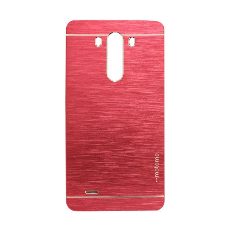 Motomo Metal Red Casing for LG G3