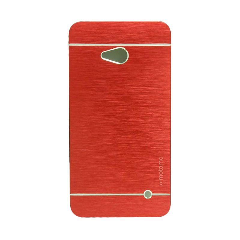 Motomo Metal Red Casing for Lumia 640