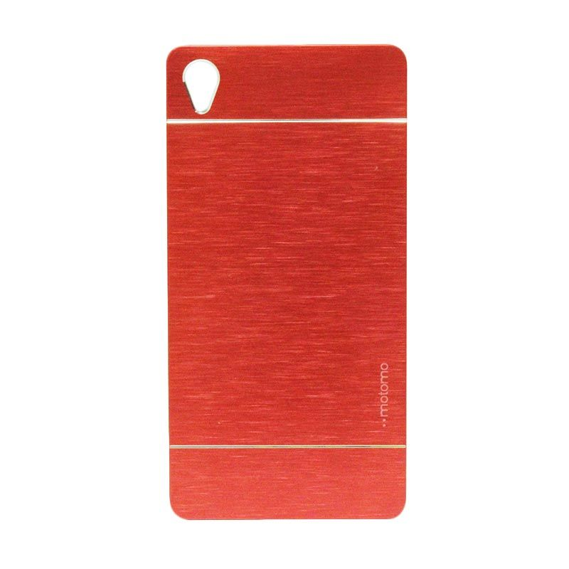 Motomo Metal Red Casing for Sony Xperia Z3