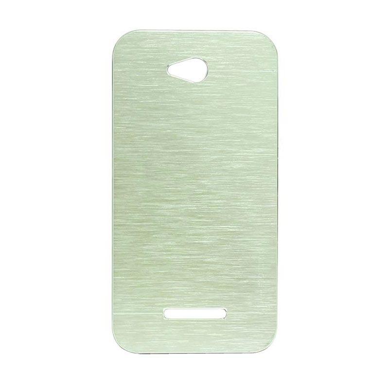 Motomo Metal Silver Casing for HTC Desire 616