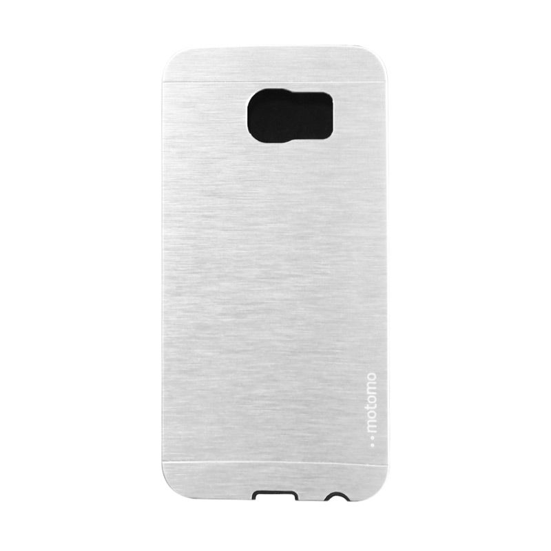 Motomo Metal Silver Casing for Samsung Galaxy S6 G920