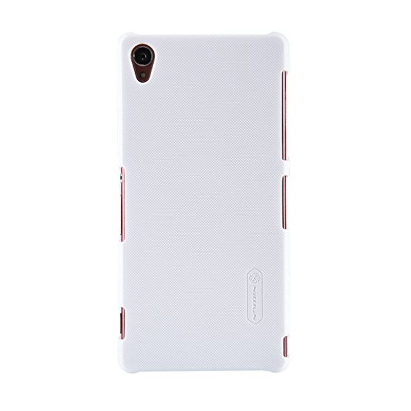 Nillkin Super Frosted Putih Casing for Xperia Z3 L55