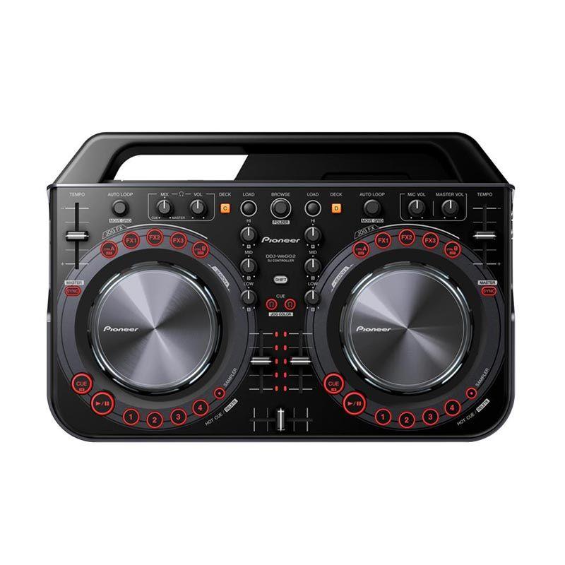 Pioneer DDJ-WeGO2 Black DJ Controller