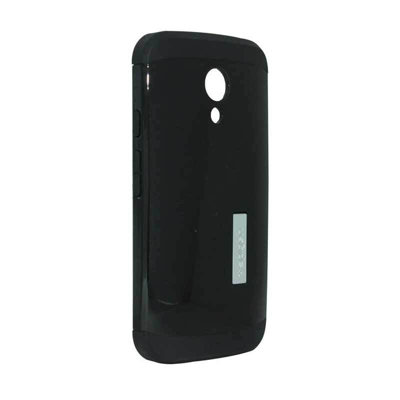 Spigen Tough Armor Black Casing for Motorola Moto G2