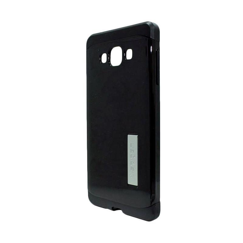Spigen Tough Armor Black Casing for Samsung Galaxy Core Plus G350