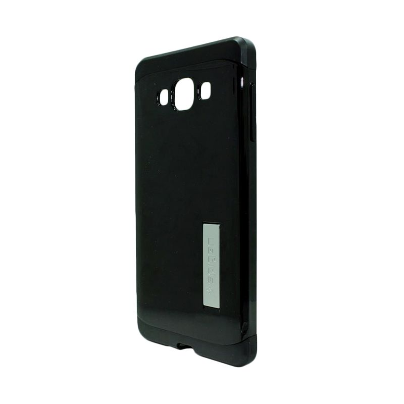 Spigen Tough Armor Black Casing for Samsung Galaxy Grand 3 G7200