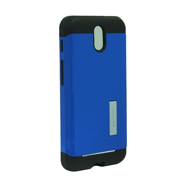 Spigen Tough Armor Blue Casing for Asus Zenfone C ZC451CG