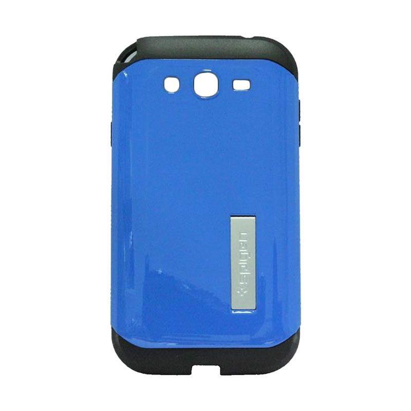 Spigen Tough Armor Blue Casing for Samsung Galaxy Grand / Grand Duos i9082