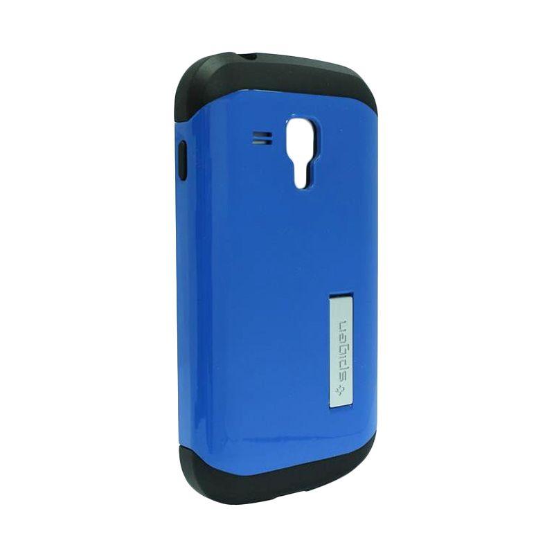 Spigen Tough Armor Blue Casing for Samsung Galaxy S Duos S7562