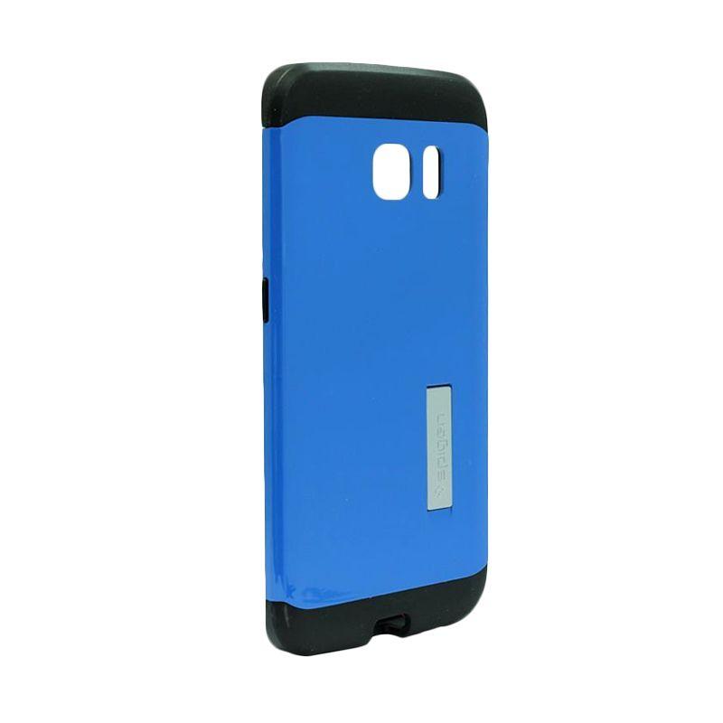 Spigen Tough Armor Blue Casing for Samsung Galaxy S6 Edge