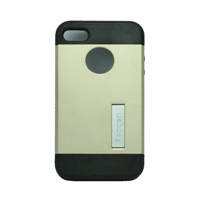 Spigen Tough Armor Gold Casing for iPhone 4 or 4S
