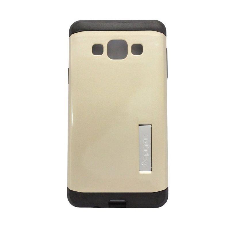 Spigen Tough Armor CaseGold for Samsung Galaxy A3