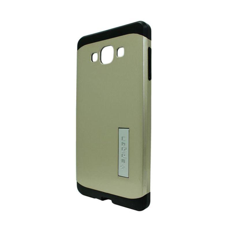 Spigen Tough Armor Gold Casing for Samsung Galaxy A7 A700