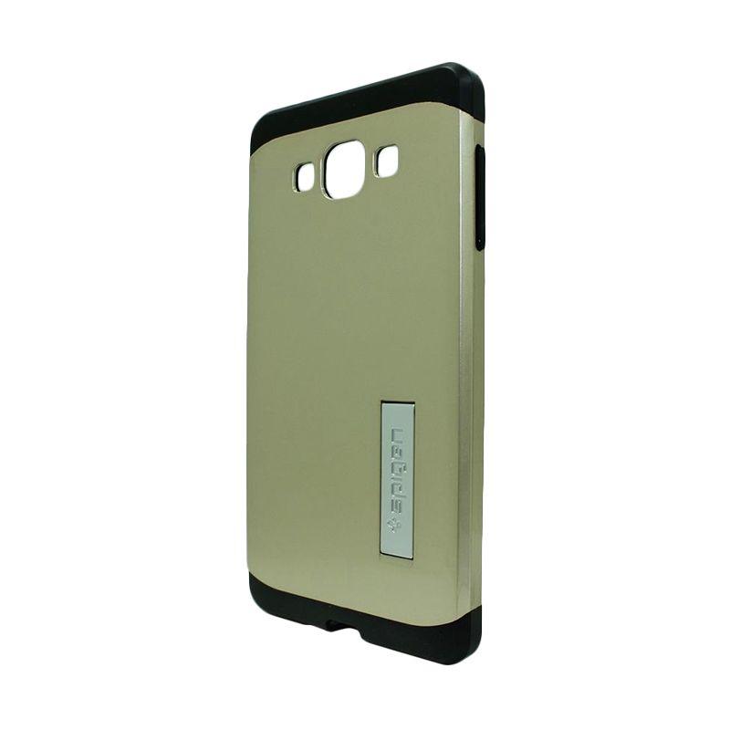 Spigen Tough Armor Gold Casing for Samsung Galaxy Core Plus G350