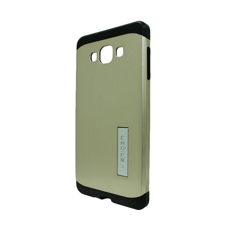 Spigen Tough Armor Gold Casing for Samsung Galaxy Grand 3 G7200