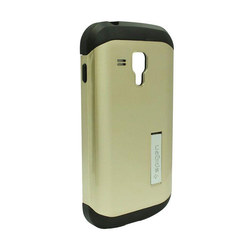 Spigen Tough Armor Gold Casing for Samsung Galaxy S Duos S7562